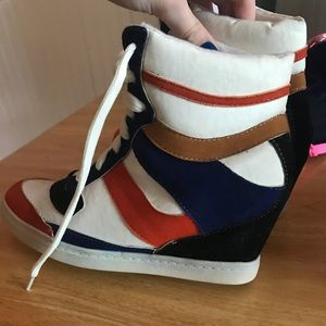 Shoes - Heeled Sneakers ‼️‼️